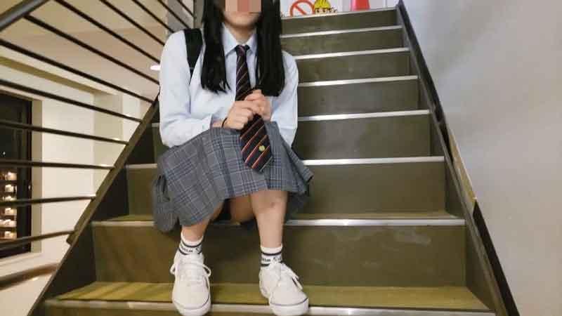 FC2 PPV 1101183 【個撮】都立の韓国系留学生③ホテルの階段でフェラ、他の客にバレそうになり…