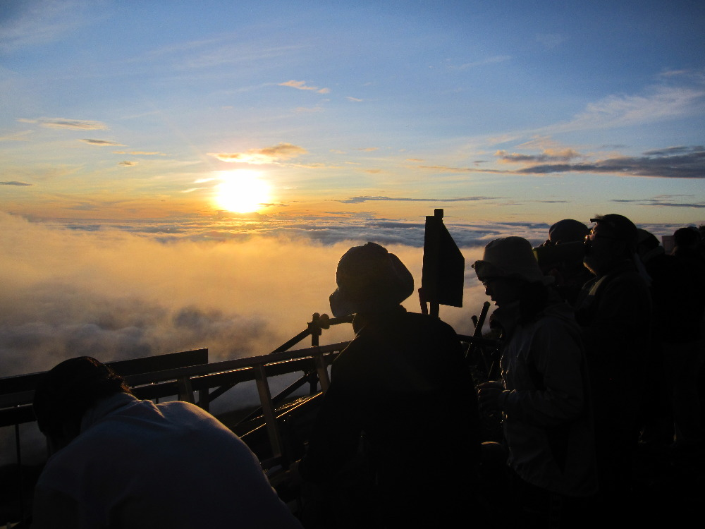 【part1山頂まで】 富士登山行ってきまし…